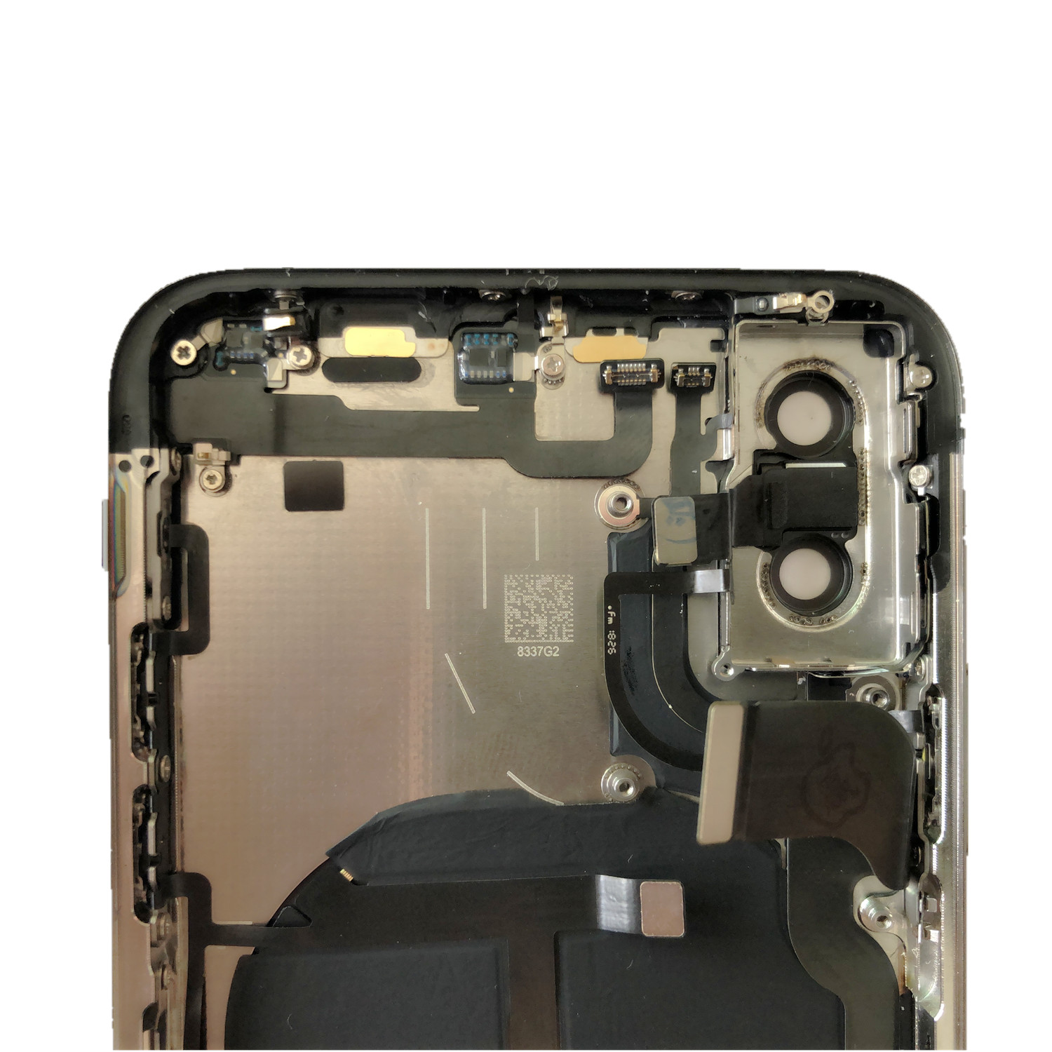 For iPhone XS Rear Housing Assembly