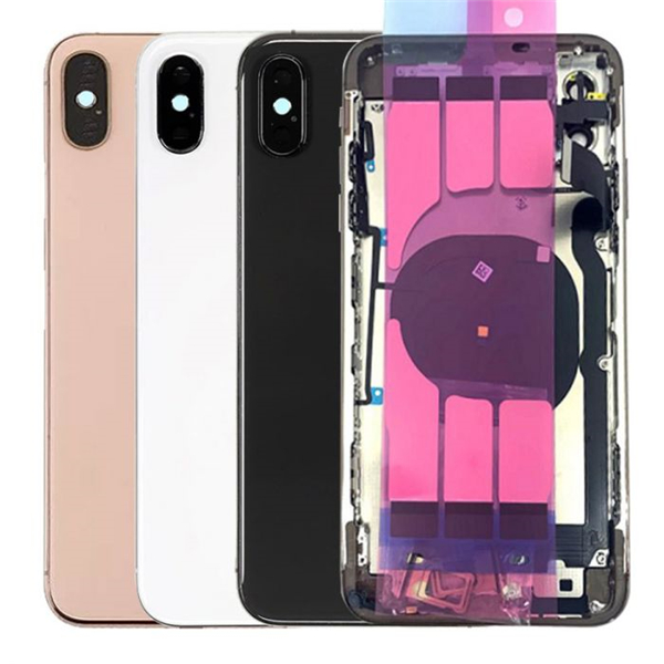 For iPhone XS Max Rear Housing Assembly