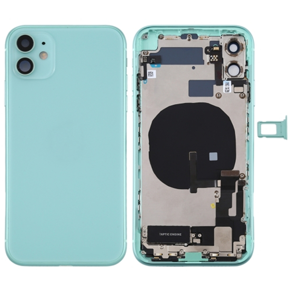 For iPhone 11 Rear Housing Assembly