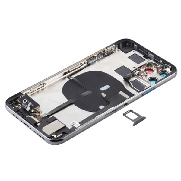 For iPhone 11 Pro Rear Housing Assembly