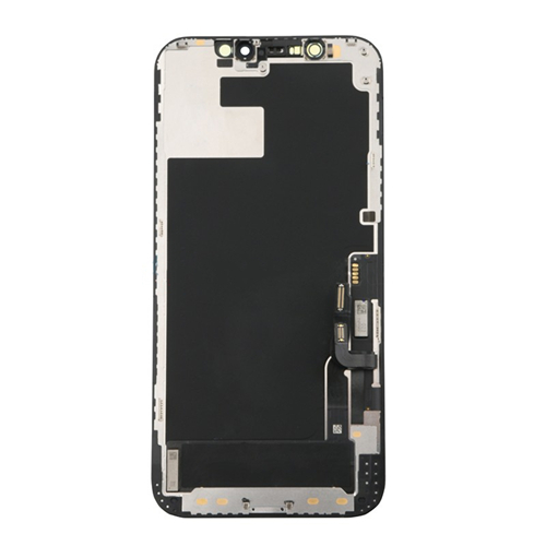 For Apple iPhone 12/12 Pro LCD Screen and Digitizer Assembly with Frame Replacement